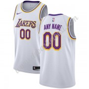 Los Angeles Lakers Basketball Trikots NBA 2019-20 Weiß Association Edition Swingman..
