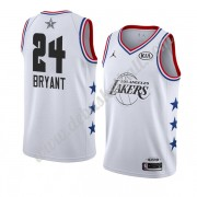 Los Angeles Lakers Basketball Trikots 2019 Kobe Bryant 24# Weiß All Star Game Swingman..