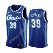 Los Angeles Lakers Basketball Trikots NBA 2019-20 Dwight Howard 39# Blau Classics Edition Swingman..