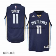 Basketball Trikot Kinder Memphis Grizzlies 2015-16 Mike Conley 11# Road Swingman..
