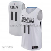 Basketball Trikot Kinder Memphis Grizzlies 2018 Mike Conley 11# City Swingman..