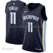 Basketball Trikot Kinder Memphis Grizzlies 2018 Mike Conley 11# Road Swingman..