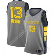 Basketball Trikot Kinder Memphis Grizzlies 2019-20 Jaren Jackson Jr. 13# Grau City Edition Swingman..