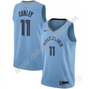 Basketball Trikot Kinder Memphis Grizzlies 2019-20 Mike Conley 11# Hellblau Statement Edition Swingm..