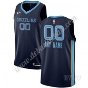Basketball Trikot Kinder Memphis Grizzlies 2019-20 Marine Icon Edition Swingman..