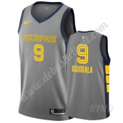 Basketball Trikot Kinder Memphis Grizzlies 2019-20 Andre Iguodala 9# Grau City Edition Swingman..