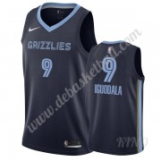 Basketball Trikot Kinder Memphis Grizzlies 2019-20 Andre Iguodala 9# Marine Icon Edition Swingman..