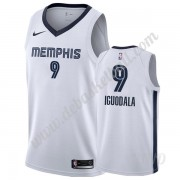 Basketball Trikot Kinder Memphis Grizzlies 2019-20 Andre Iguodala 9# Weiß Association Edition Swingm..