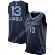 Basketball Trikot Kinder Memphis Grizzlies 2019-20 Jaren Jackson Jr. 13# Marine Icon Edition Swingma..