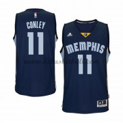 Memphis Grizzlies Basketball Trikots 2015-16 Mike Conley 11# Road Trikot Swingman..