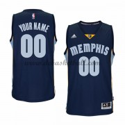 Memphis Grizzlies Basketball Trikots 2015-16 Road Trikot Swingman..