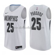 Memphis Grizzlies Basketball Trikots 2018 Chandler Parsons 25# City Swingman..