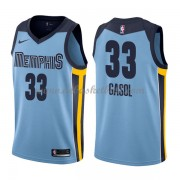 Memphis Grizzlies Basketball Trikots 2018 Marc Gasol 33# Alternate Trikot Swingman..