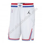 2019 Weiß All Star Game Swingman Basketball Shorts..