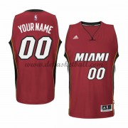 Miami Heat Basketball Trikots 2015-16 Alternate Trikot Swingman..