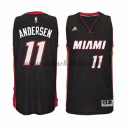 Miami Heat Basketball Trikots 2015-16 Chris Andersen 11# Road Trikot Swingman..