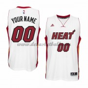 Miami Heat Basketball Trikots 2015-16 Home Trikot Swingman..