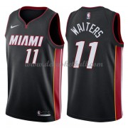 Miami Heat Basketball Trikots 2018 Dion Waiters 11# Road Trikot Swingman..