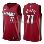Miami Heat Basketball Trikots 2018 Dion Waiters 11# Alternate Trikot Swingman..