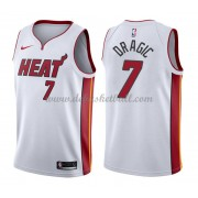 Miami Heat Basketball Trikots 2018 Goran Dragic 7# Home Trikot Swingman..