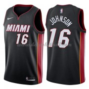 Miami Heat Basketball Trikots 2018 James Johnson 16# Road Trikot Swingman..