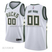 Basketball Trikot Kinder Milwaukee Bucks 2018 Home Swingman..