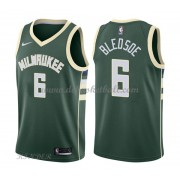 Basketball Trikot Kinder Milwaukee Bucks 2018 Eric Bledsoe 6# Road Swingman..