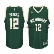 Milwaukee Bucks Basketball Trikots 2015-16 Jabari Parker 12# Road Trikot Swingman..
