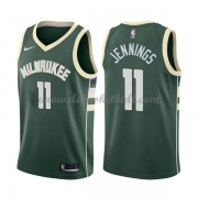 Milwaukee Bucks Basketball Trikots 2018 Brandon Jennings 11# Road Trikot Swingman..