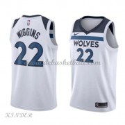 Basketball Trikot Kinder Minnesota Timberwolves 2018 Andrew Wiggins 22# Home Swingman..