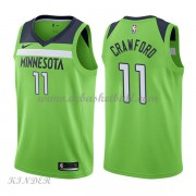 Basketball Trikot Kinder Minnesota Timberwolves 2018 Jamal Crawford 11# Alternate Swingman..