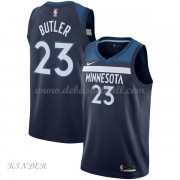 Basketball Trikot Kinder Minnesota Timberwolves 2018 Jimmy Butler 23# Road Swingman..