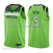Basketball Trikot Kinder Minnesota Timberwolves 2018 Karl Gorgui Dieng 5# Alternate Swingman..