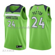 Basketball Trikot Kinder Minnesota Timberwolves 2018 Karl Justin Patton 24# Alternate Swingman..