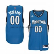 Minnesota Timberwolves Basketball Trikots 2015-16 Road Trikot Swingman..