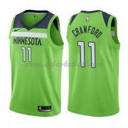 Minnesota Timberwolves Basketball Trikots 2018 Jamal Crawford 11# Alternate Trikot Swingman..