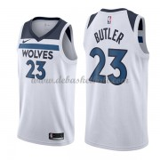 Minnesota Timberwolves Basketball Trikots 2018 Jimmy Butler 23# Home Trikot Swingman..