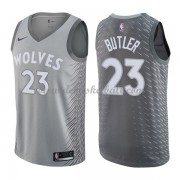 Minnesota Timberwolves Basketball Trikots 2018 Jimmy Butler 23# City Swingman..