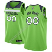 Minnesota Timberwolves Basketball Trikots 2018 Alternate Trikot Swingman..