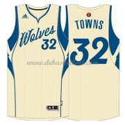 Minnesota Timberwolves Trikot 2015 Karl-Anthony Towns 32# NBA Weihnachten Trikot Swingman..