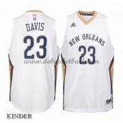 Basketball Trikot Kinder New Orleans Pelicans 2015-16 Anthony Davis 23# Home Swingman..