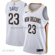 Basketball Trikot Kinder New Orleans Pelicans 2018 Anthony Davis 23# Home Swingman..