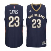 New Orleans Pelicans Basketball Trikots 2015-16 Anthony Davis 23# Road Trikot Swingman..