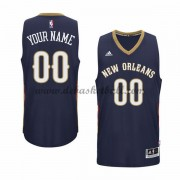 New Orleans Pelicans Basketball Trikots 2015-16 Road Trikot Swingman..