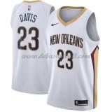 43afde31d8d New Orleans Pelicans Basketball Trikots 2018 Anthony Davis 23# Home Trikot  Swingman