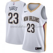 New Orleans Pelicans Basketball Trikots 2018 Anthony Davis 23# Home Trikot Swingman..