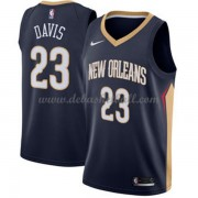 New Orleans Pelicans Basketball Trikots 2018 Anthony Davis 23# Road Trikot Swingman..