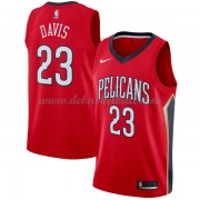 New Orleans Pelicans Basketball Trikots 2018 Anthony Davis 23# Alternate Trikot Swingman..