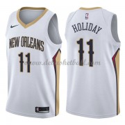 New Orleans Pelicans Basketball Trikots 2018 Jrue Holiday 11# Home Trikot Swingman..
