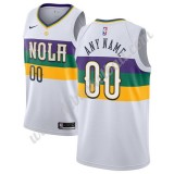 New Orleans Pelicans Basketball Trikots NBA 2019-20 Weiß City Edition Swingman